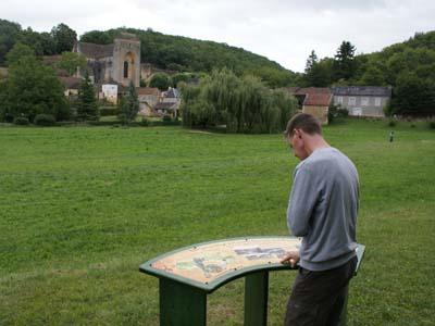 L'abbaye de Saint Amand de Coly