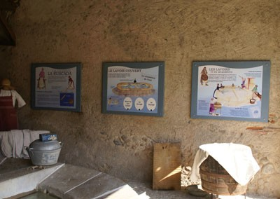 Le Sentier de l'eau à Saint-Amadou
