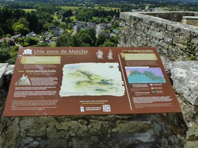 Parcours patrimoine de Domfront