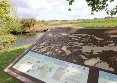 Sentiers du Parc Naturel Régional de Brière (44)