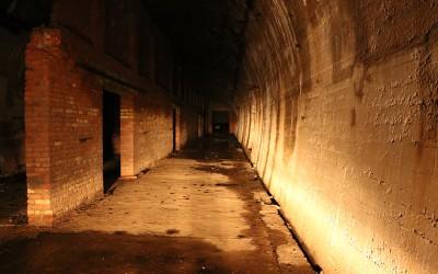 Visite de l'intérieur du tunnel d'Urbès en Alsace