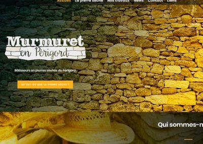 Site web  Mumuret en Périgord