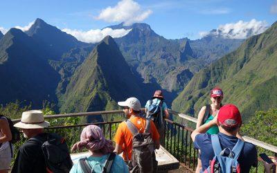 Île de la Réunion: mission d'étude d'interprétation à Dos d'Âne