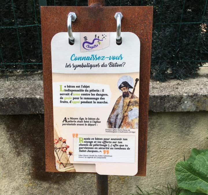 Un nouveau sentier : Saint-Laurent-des-Bâtons vu par le pèlerin