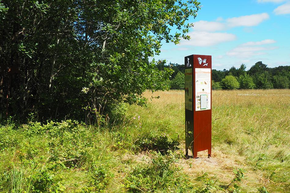 Sentier de la ferme du Parcot