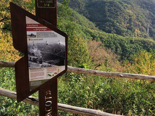 Sentier du viaduc des Rochers Noirs